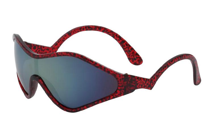 8edee77ab894 Vild retro ski solbrille - Design nr. 3420
