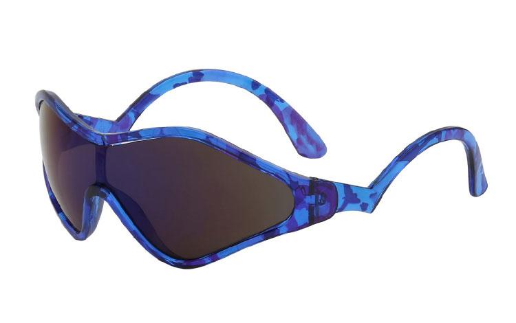 50982d2814c3 Vilde retro ski solbriller - Design nr. 3422