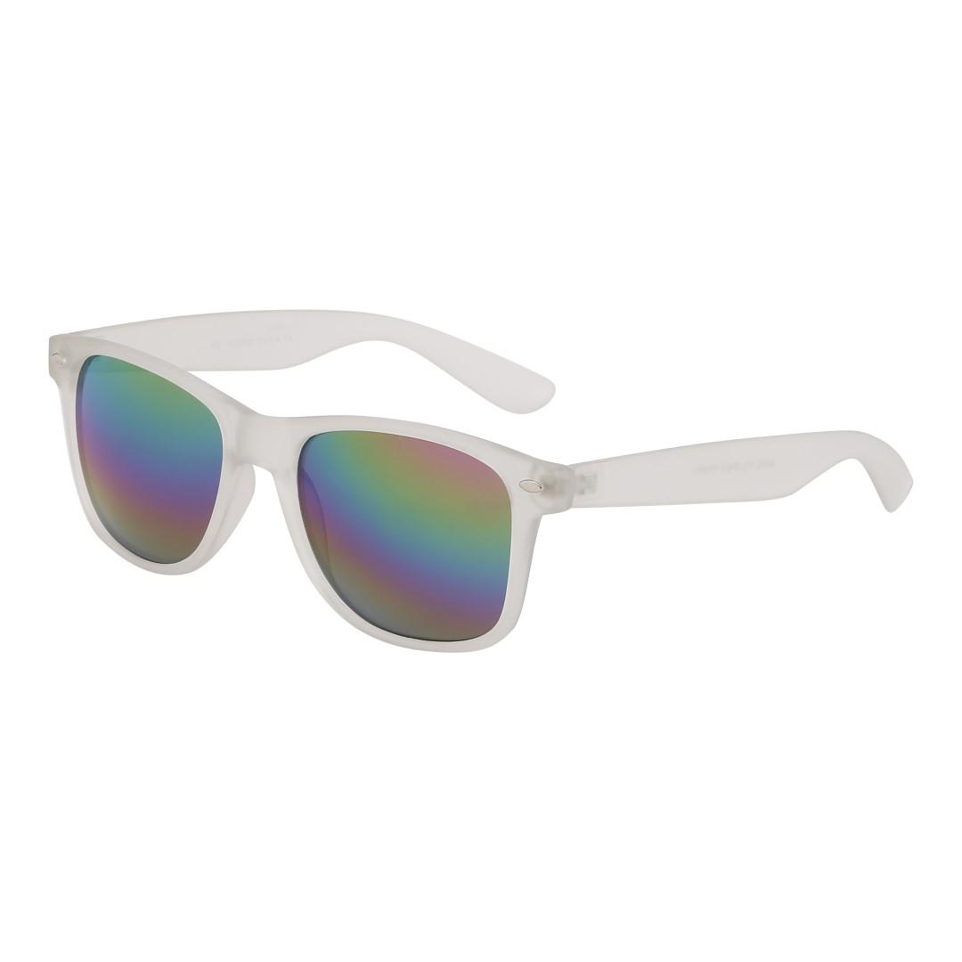 087ec0c00871 Mat wayfarer solbrille - Design nr. 3040