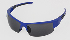 Blå golf solbrille - Design nr. 3078