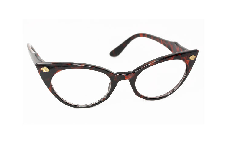 Marilyn Monroe cateye brille